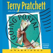 Going Postal Audiobook, by Terry Pratchett