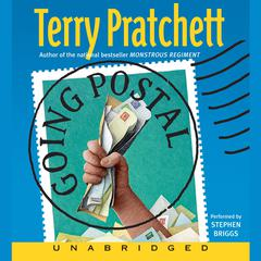 Going Postal Audiobook, by Terry Pratchett