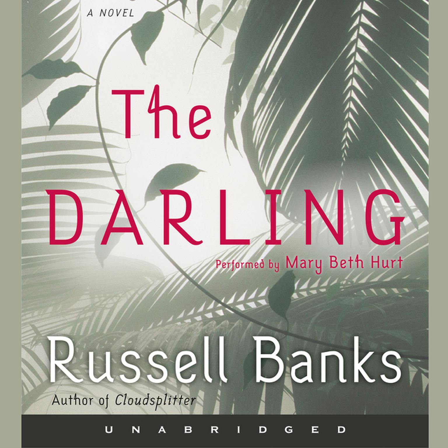 Printable The Darling Audiobook Cover Art