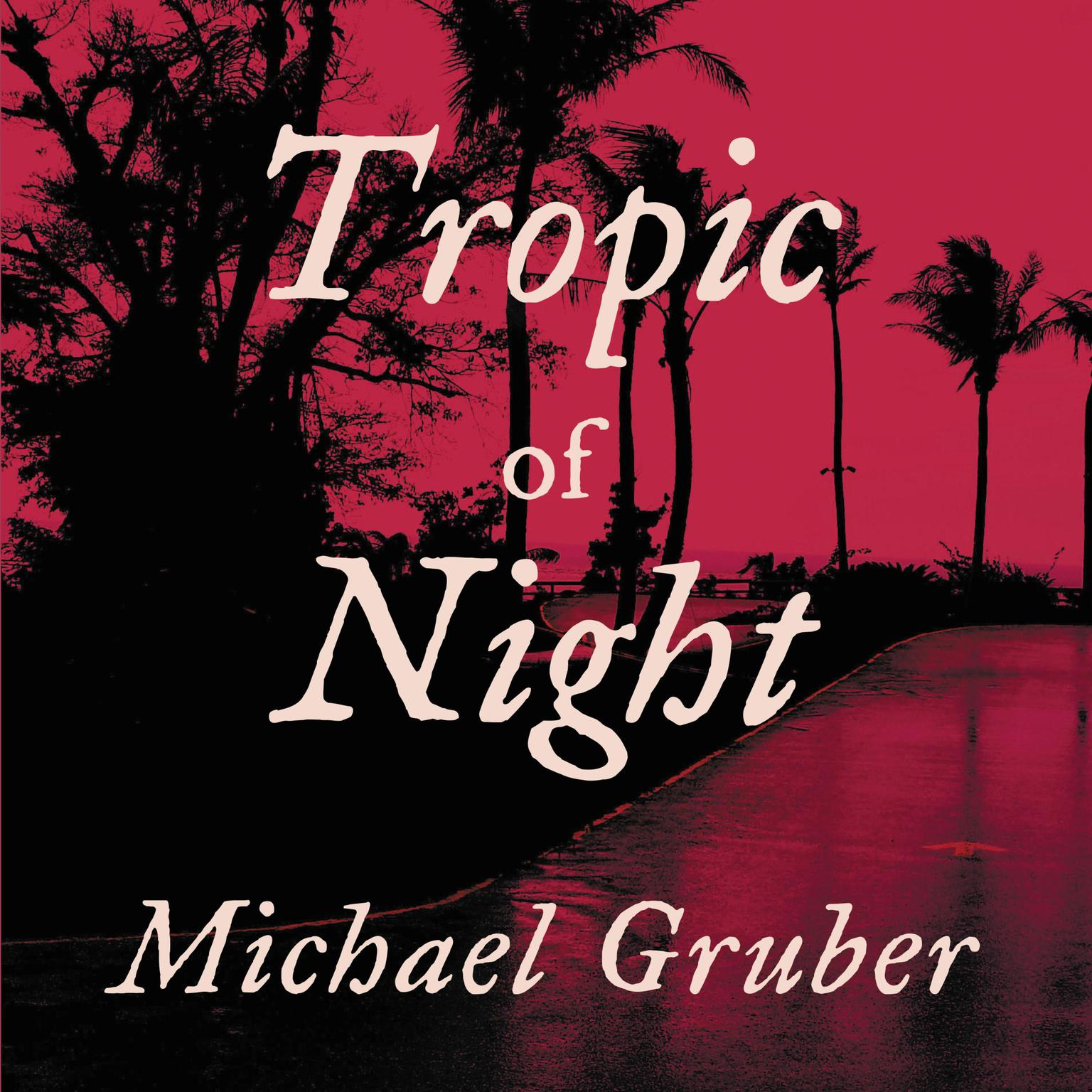 Printable Tropic of Night Audiobook Cover Art
