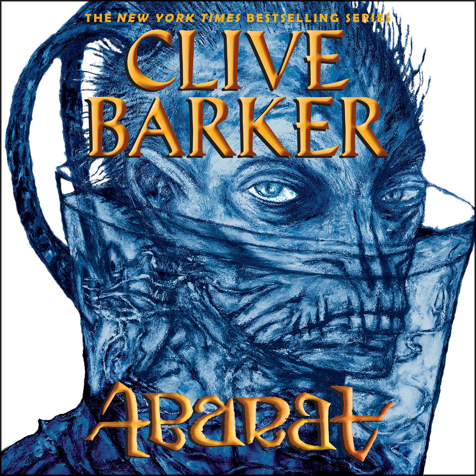Printable Abarat Audiobook Cover Art
