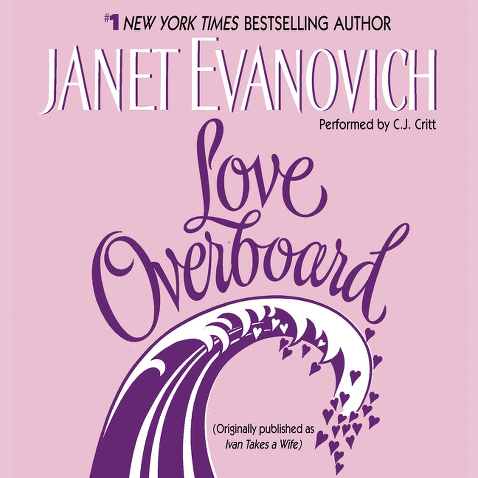 Printable Love Overboard Audiobook Cover Art
