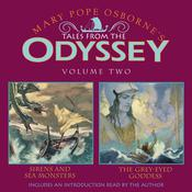 Tales From the Odyssey #2 Audiobook, by Mary Pope Osborne