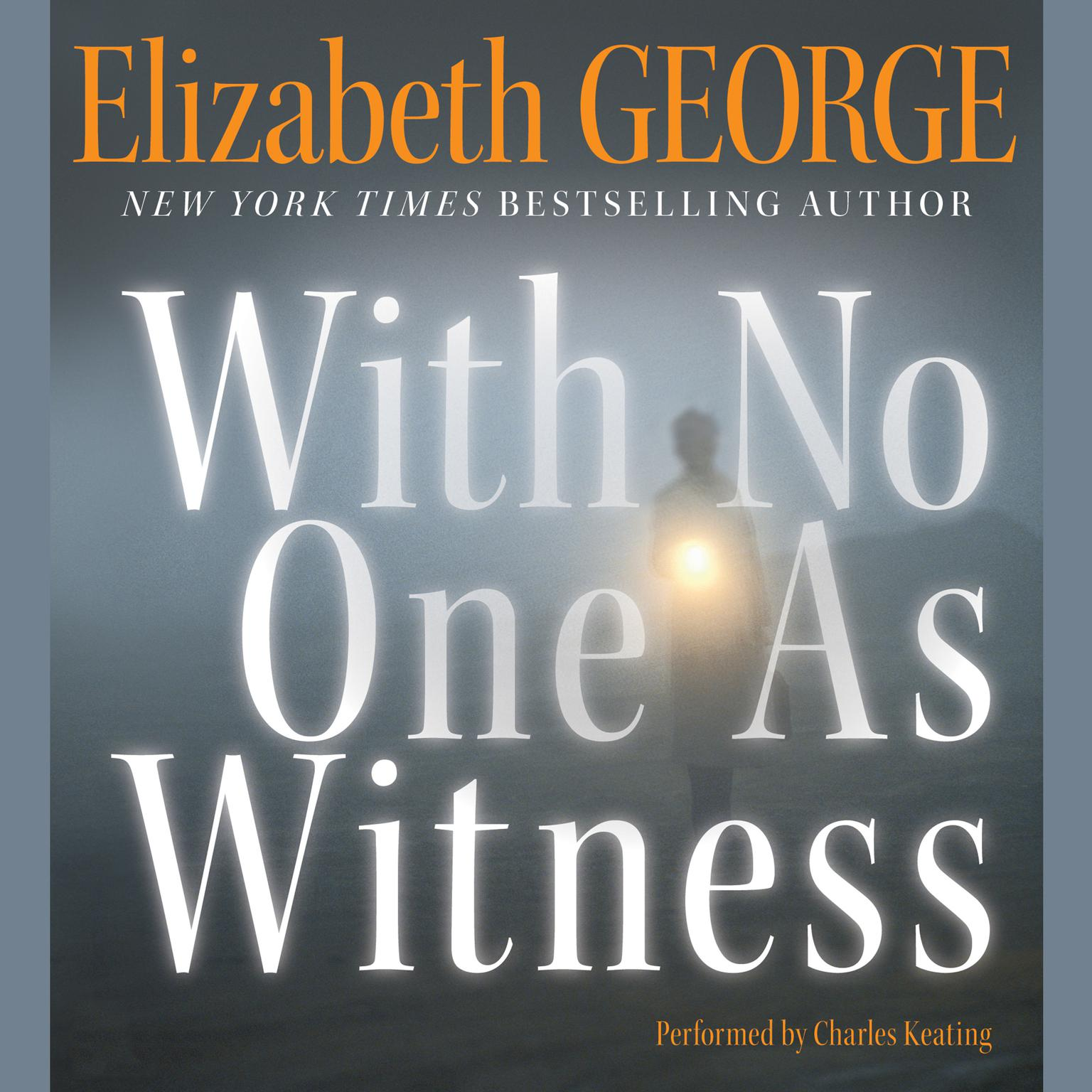 Printable With No One As Witness Audiobook Cover Art