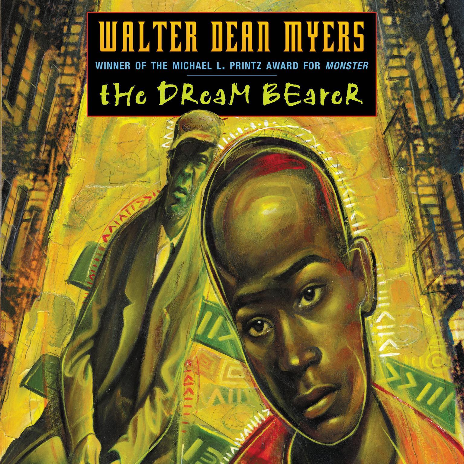 Printable The Dream Bearer Audiobook Cover Art