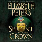 The Serpent on the Crown, by Elizabeth Peters