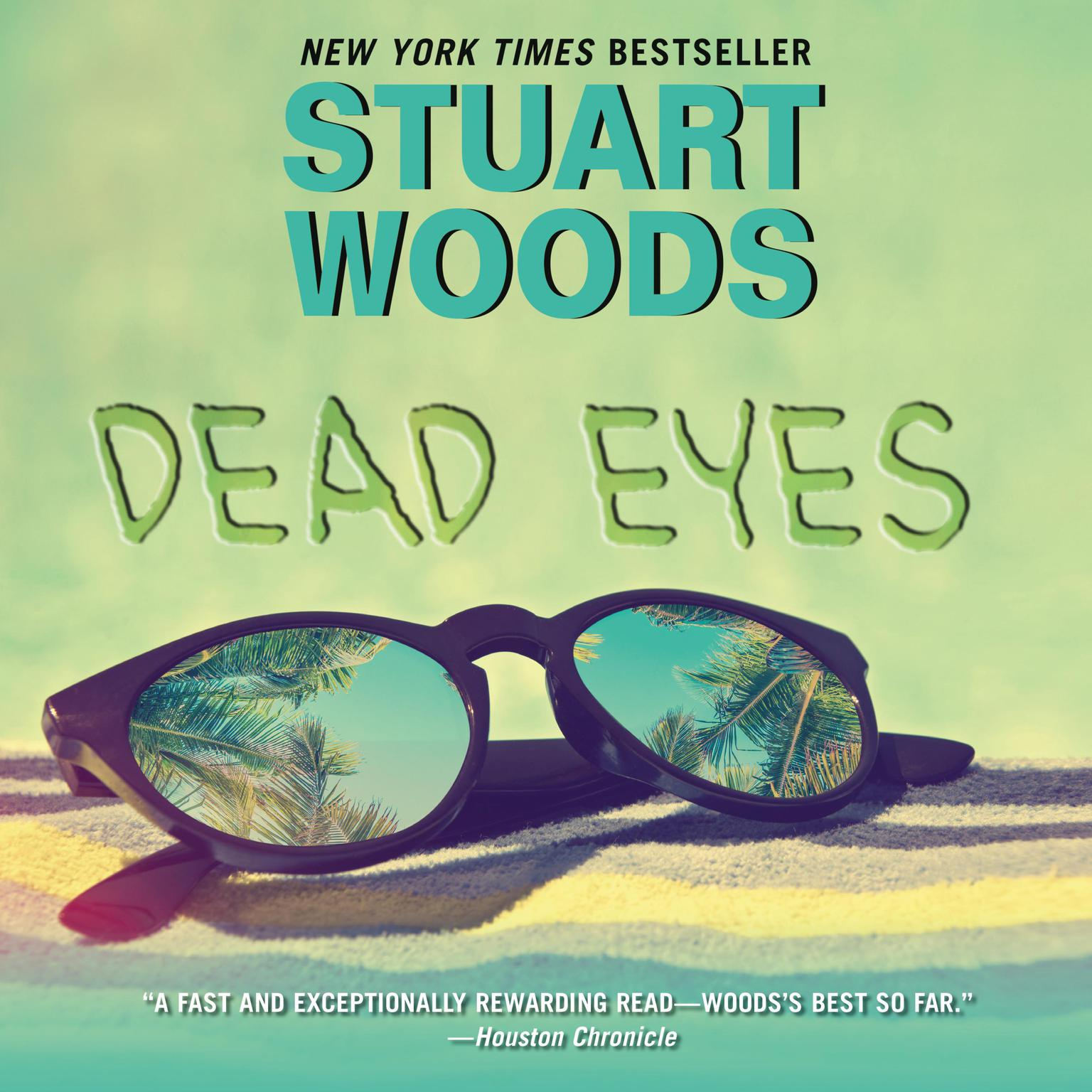 Printable Dead Eyes Audiobook Cover Art