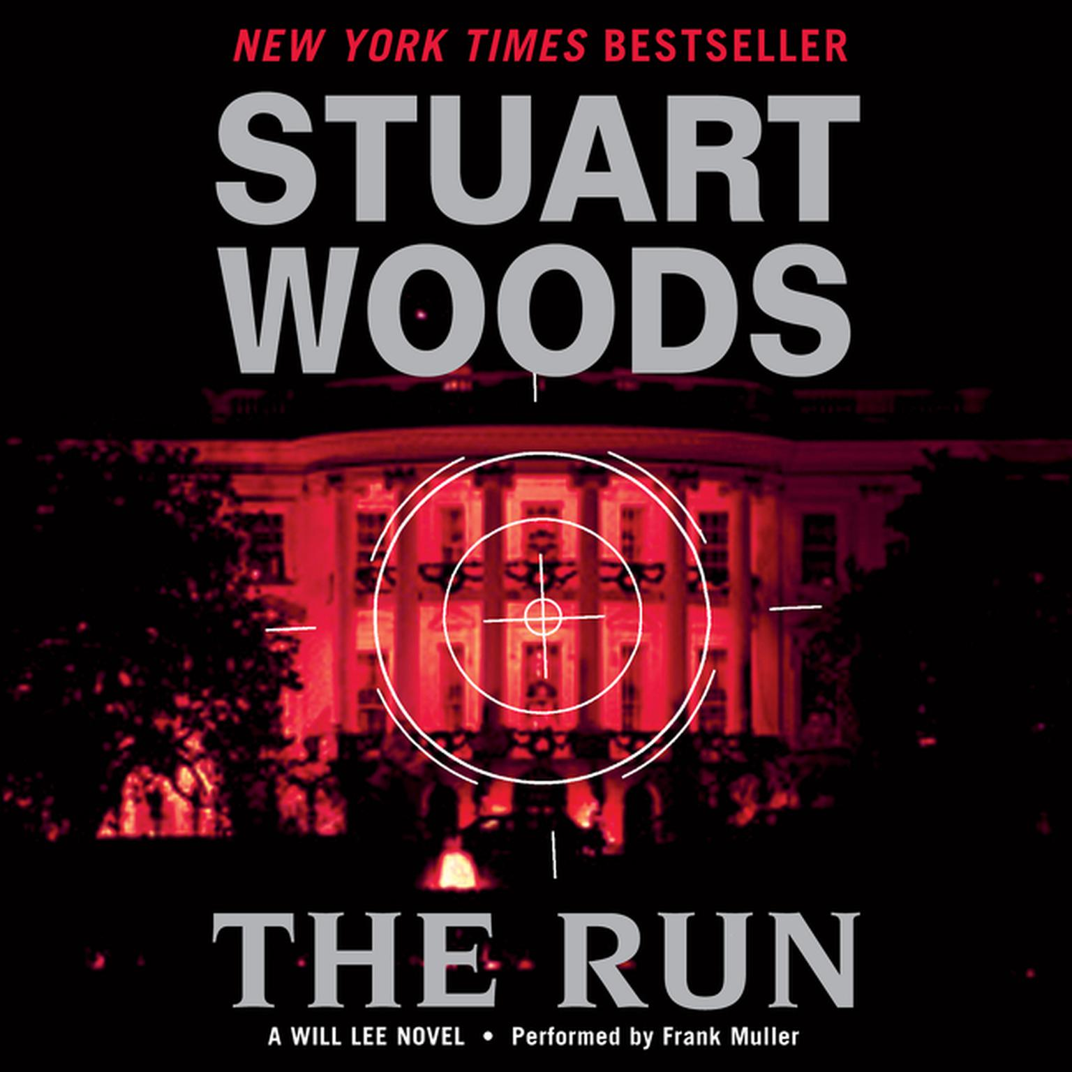Printable The Run Audiobook Cover Art