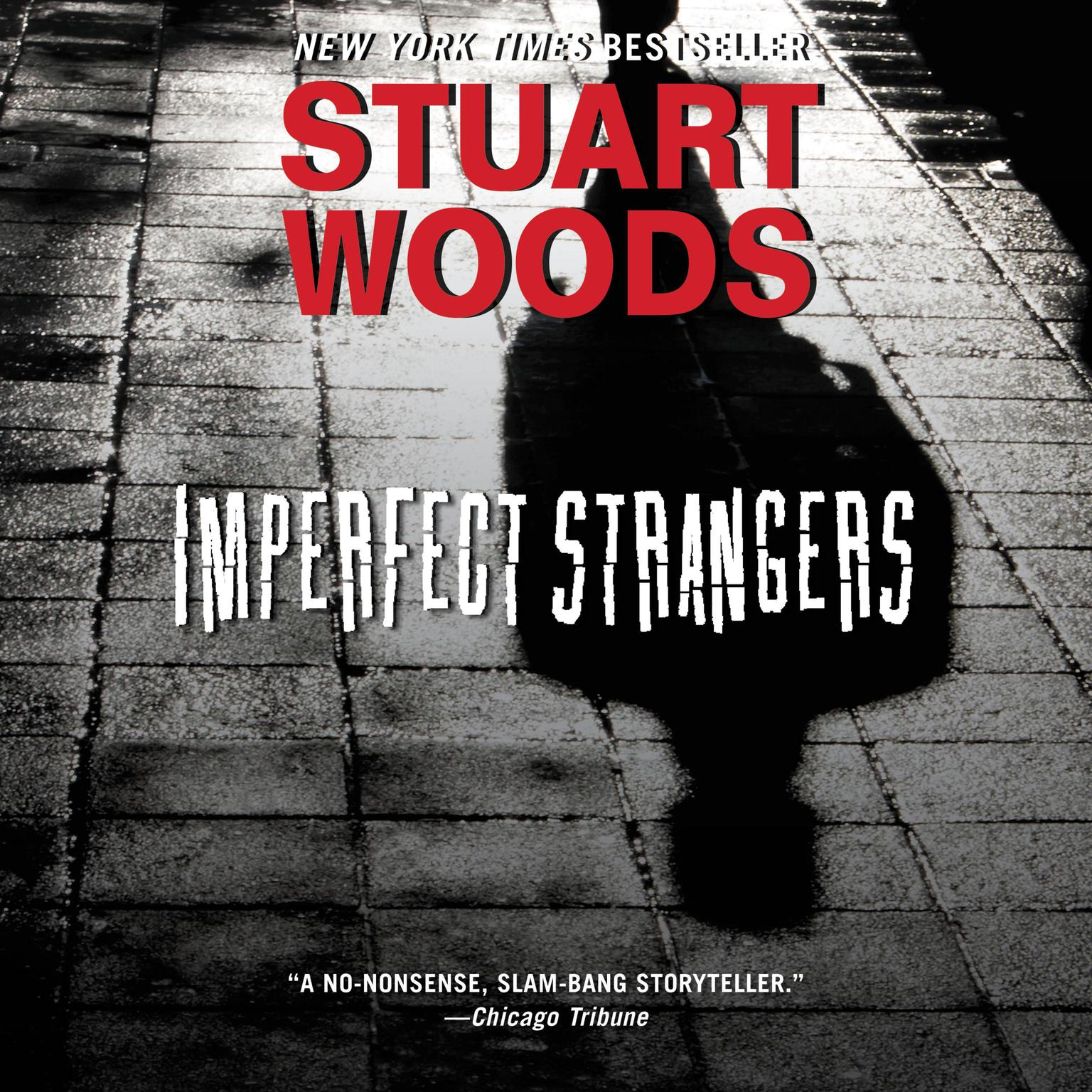 Printable Imperfect Strangers Audiobook Cover Art