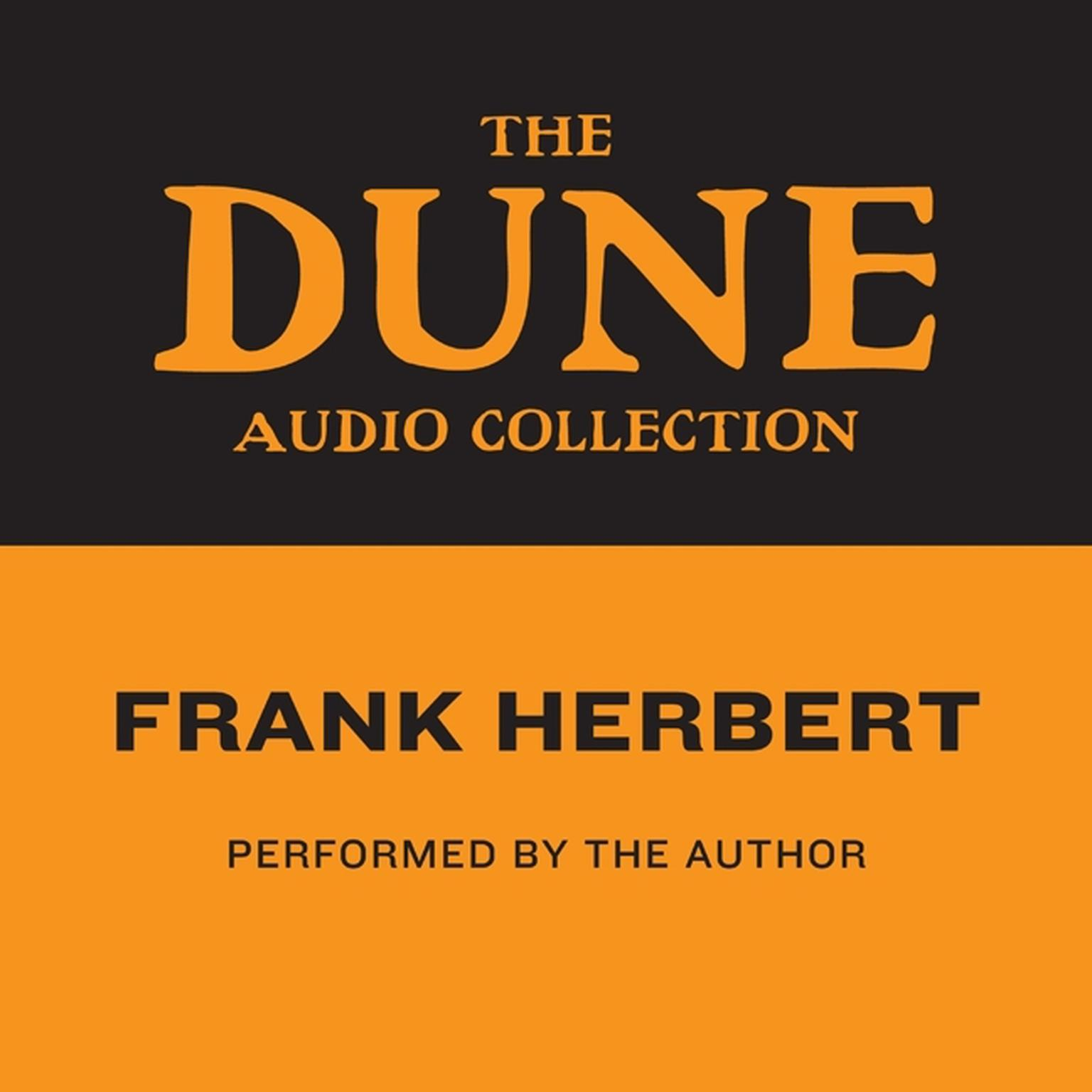 Printable The Dune Audio Collection Audiobook Cover Art