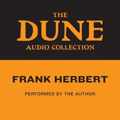The Dune Audio Collection Audiobook, by Frank Herbert