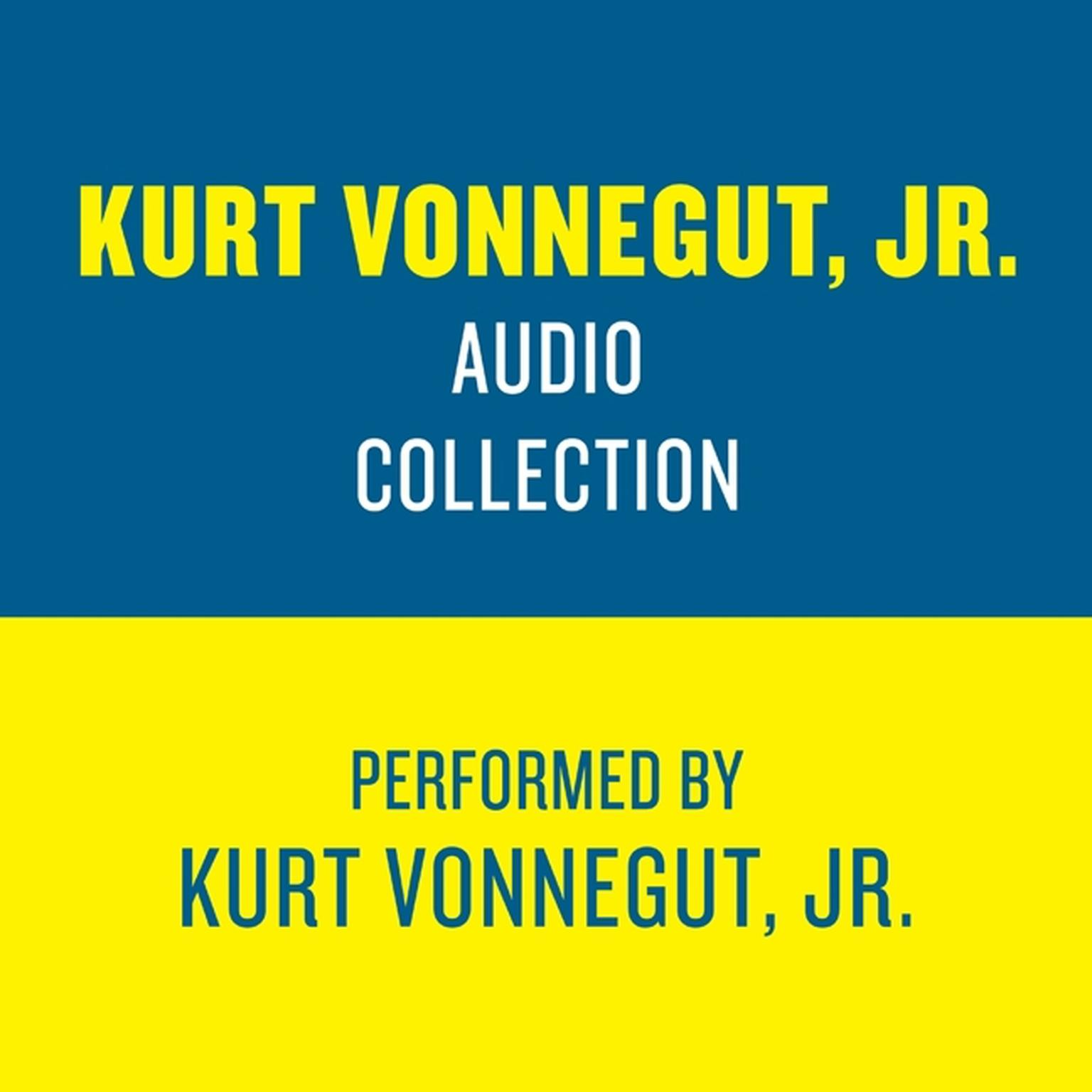Printable The Kurt Vonnegut Jr. Audio Collection Audiobook Cover Art