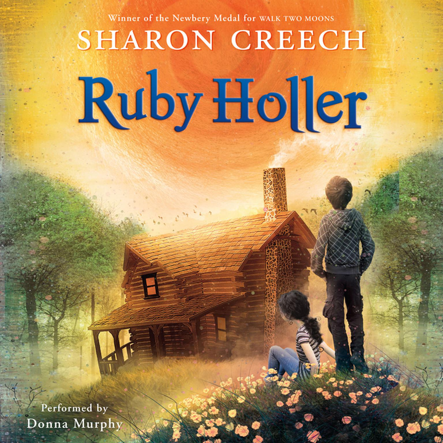 Printable Ruby Holler Audiobook Cover Art