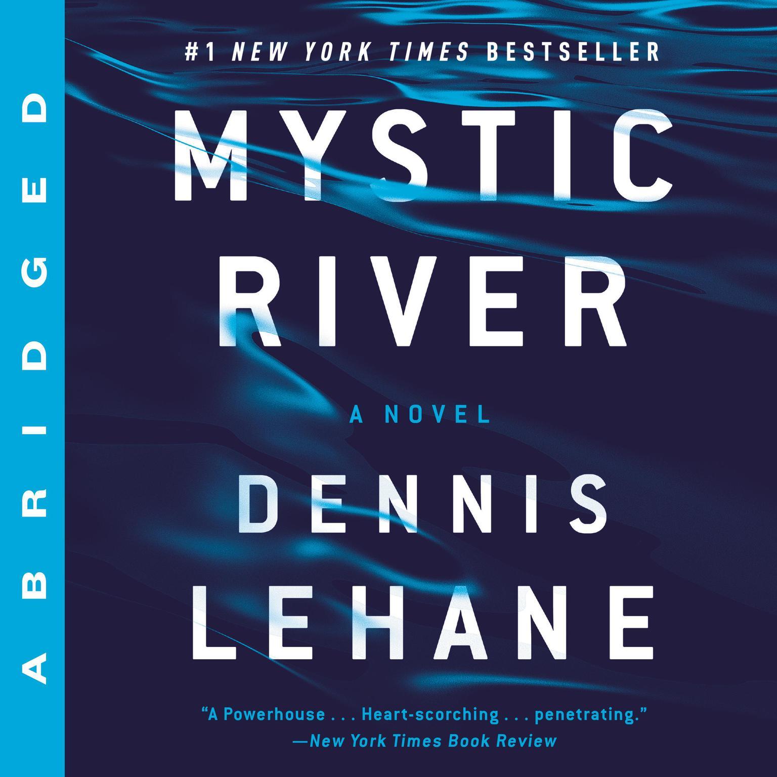 Printable Mystic River Audiobook Cover Art