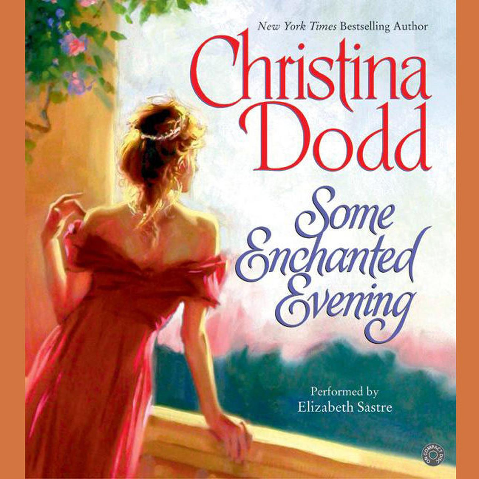 Printable Some Enchanted Evening Audiobook Cover Art