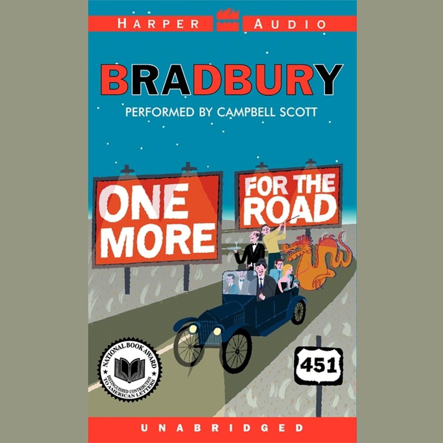 Printable One More for the Road Audiobook Cover Art