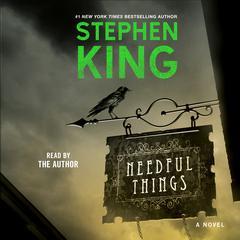 Needful Things Audiobook, by Stephen King