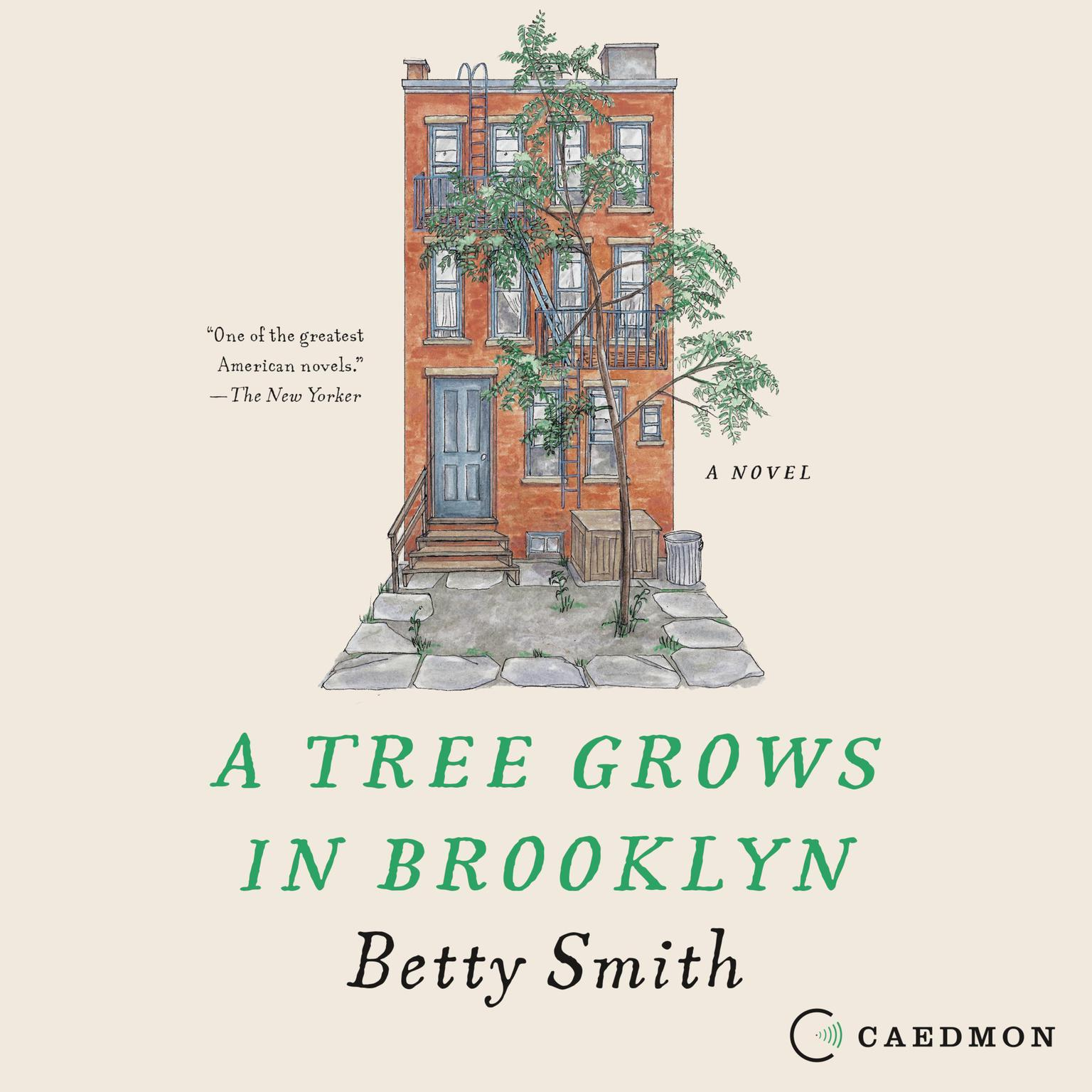 Printable A Tree Grows in Brooklyn Audiobook Cover Art