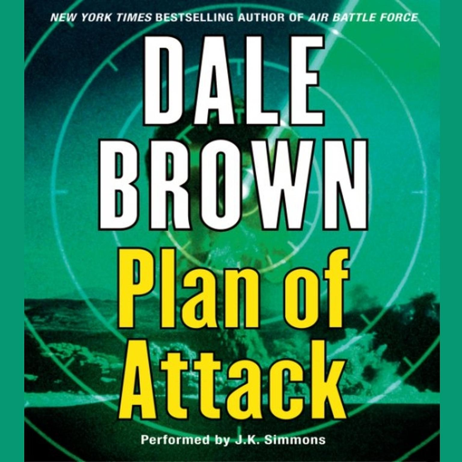 Printable Plan of Attack Audiobook Cover Art