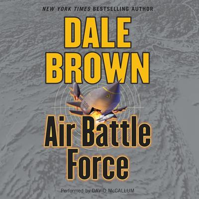 Air Battle Force: A Novel Audiobook, by Dale Brown