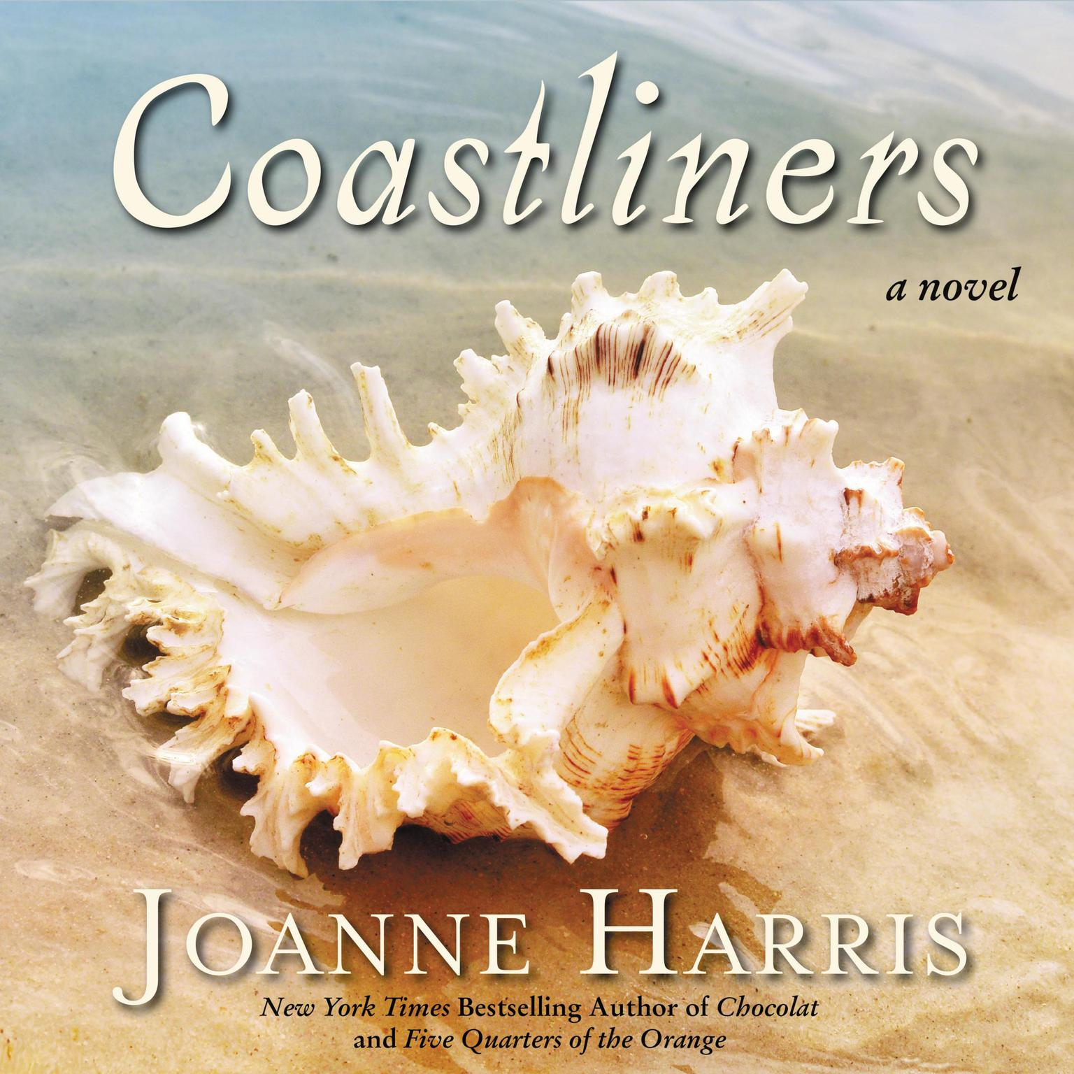 Printable Coastliners Audiobook Cover Art