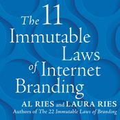 The 11 Immutable Laws of Internet Branding Audiobook, by Al Ries, Laura Ries