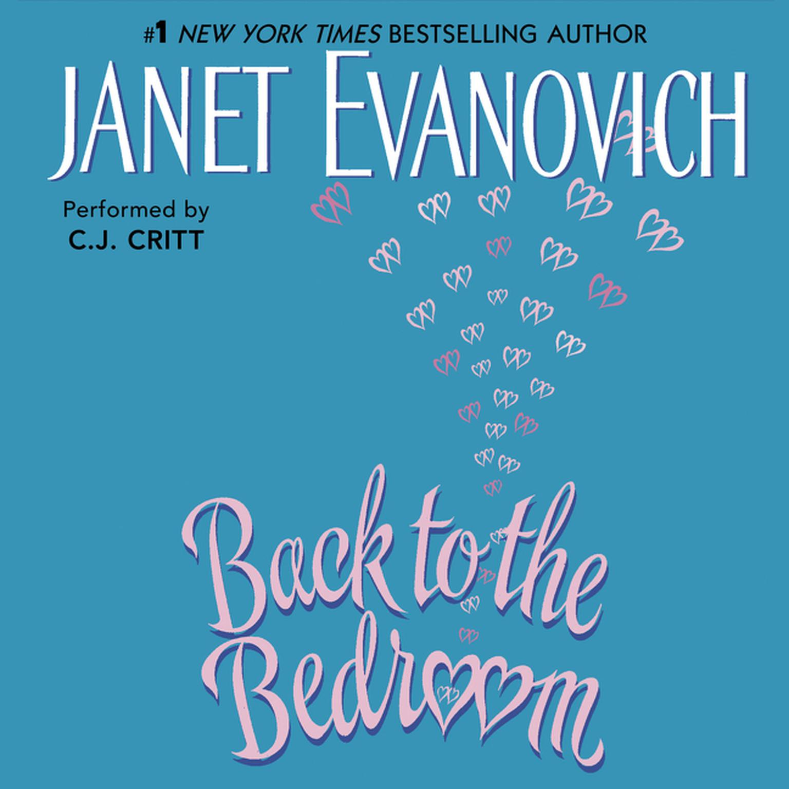 Printable Back to the Bedroom Audiobook Cover Art