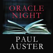 Oracle Night, by Paul Auster