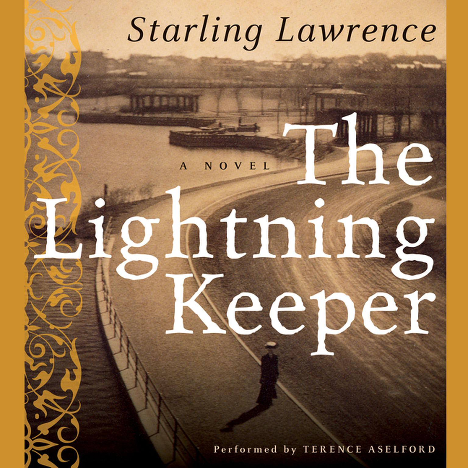 Printable The Lightning Keeper Audiobook Cover Art