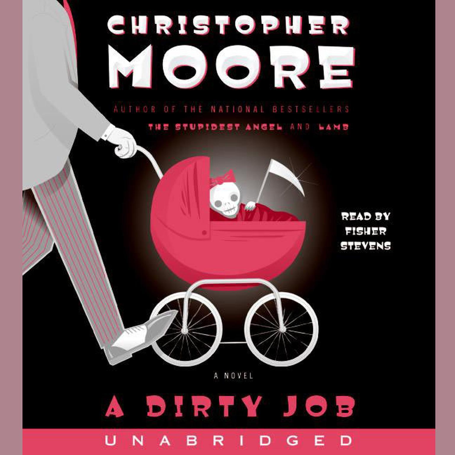 Printable A Dirty Job Audiobook Cover Art