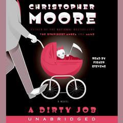 A Dirty Job Audiobook, by
