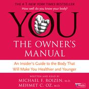 YOU: The Owners Manual Audiobook, by Mehmet C. Oz