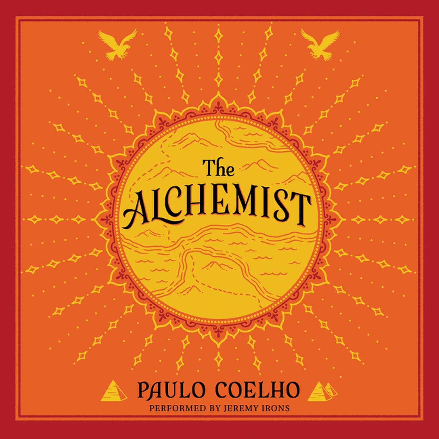 Printable The Alchemist Audiobook Cover Art