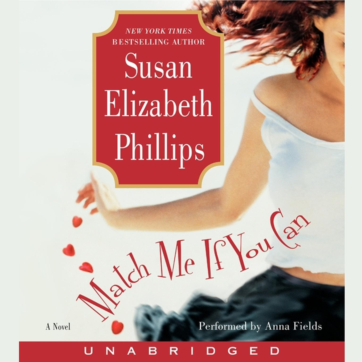Printable Match Me If You Can: A Novel Audiobook Cover Art