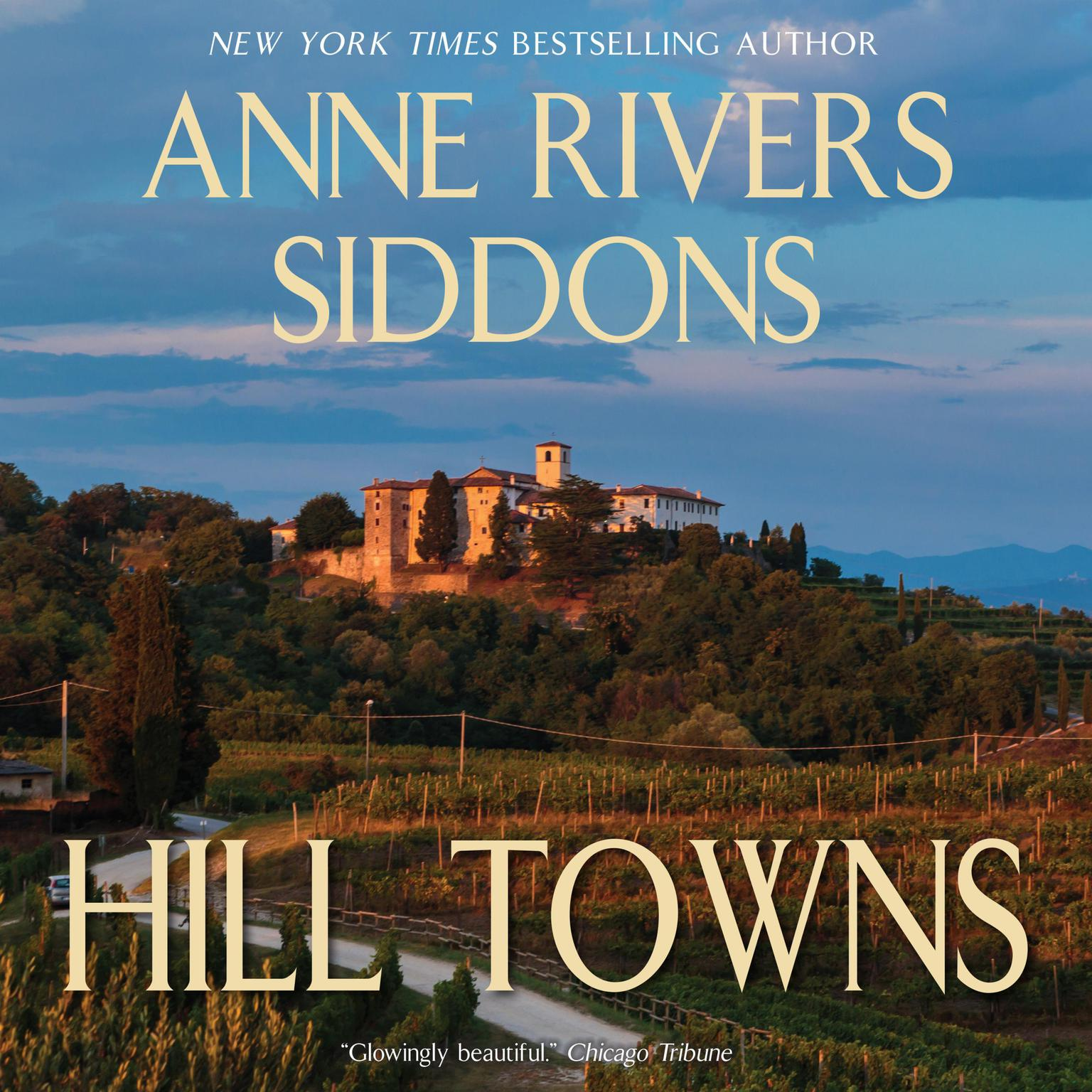 Printable Hill Towns Audiobook Cover Art