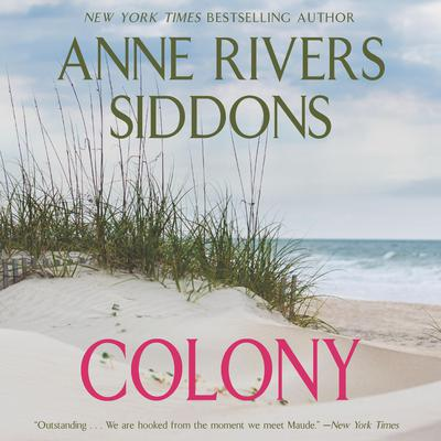Colony Audiobook, by Anne Rivers Siddons