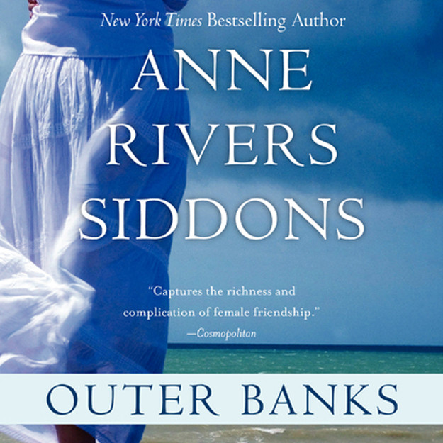 Printable Outer Banks Audiobook Cover Art