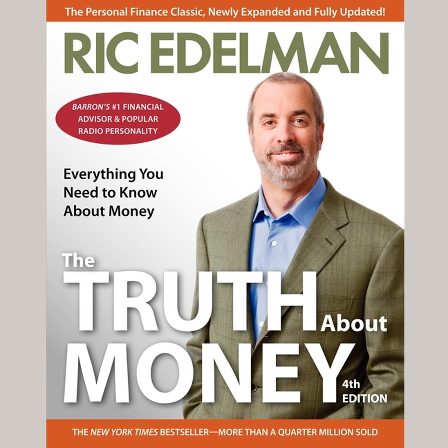 The Truth About Money (Abridged) Audiobook, by Ric Edelman