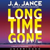 Long Time Gone, by J. A. Jance