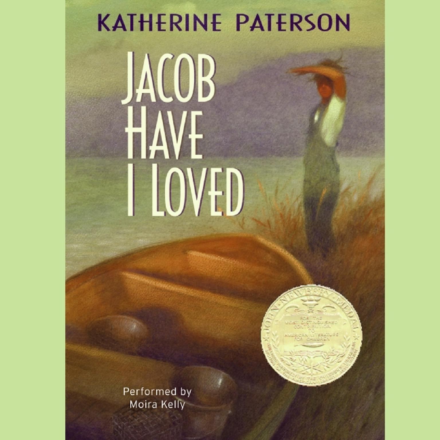 Printable Jacob Have I Loved Audiobook Cover Art