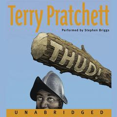 Thud! Audiobook, by Terry Pratchett