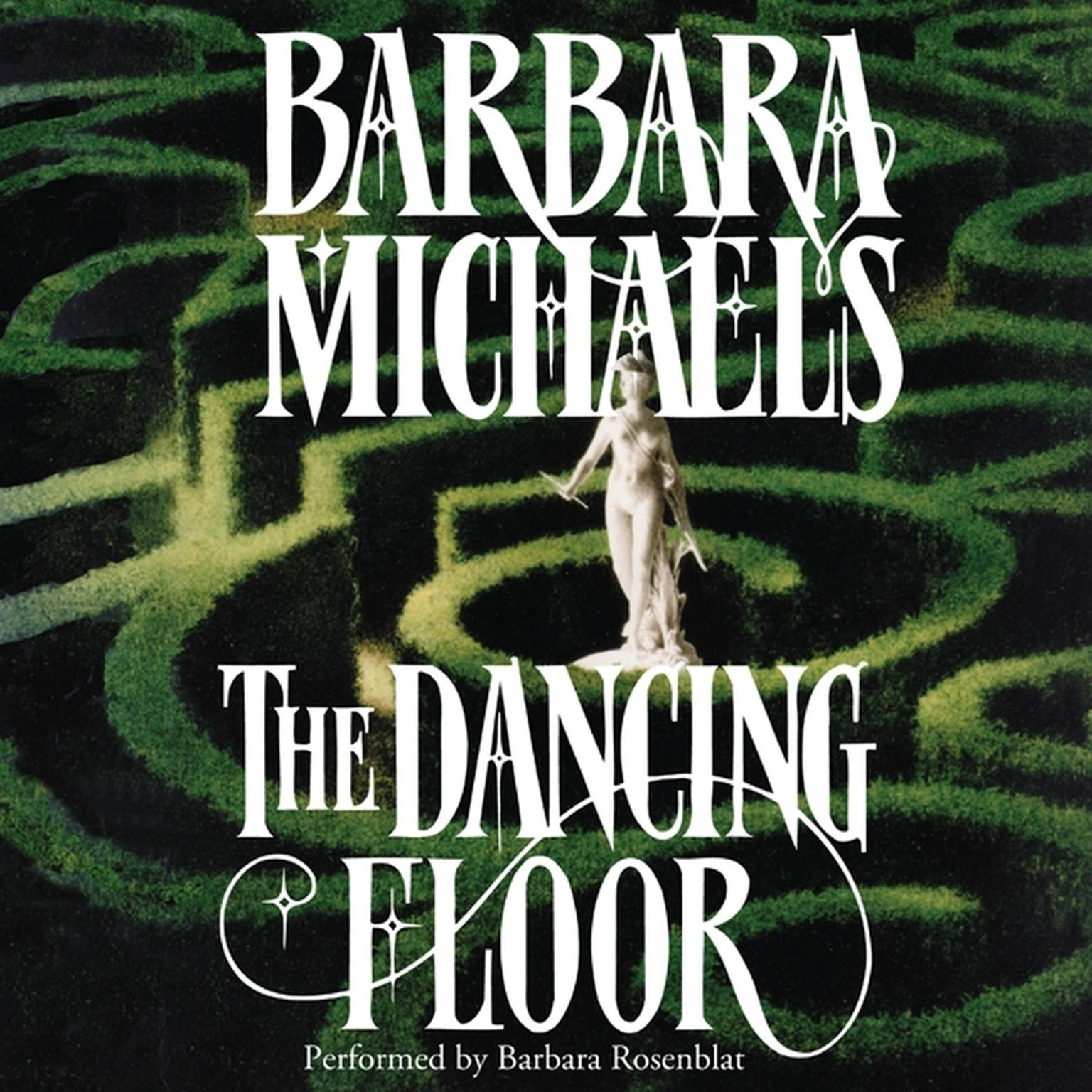 Printable The Dancing Floor Audiobook Cover Art