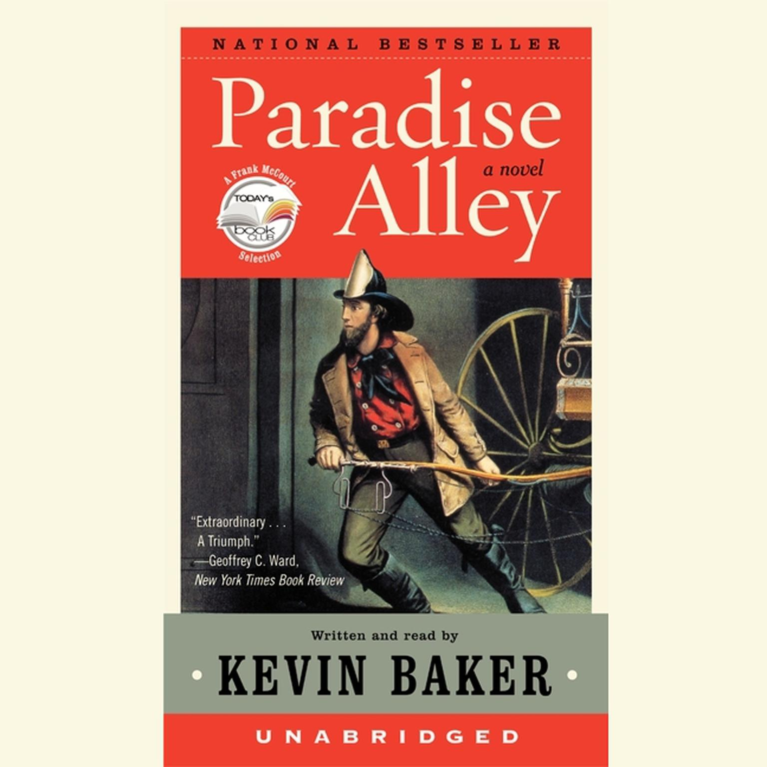 Printable Paradise Alley: A Novel Audiobook Cover Art