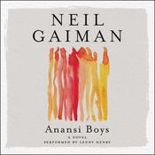 Anansi Boys Audiobook, by Neil Gaiman