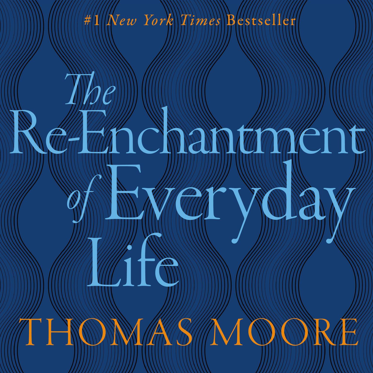 Printable REENCHANTMENT OF EVERYDAY LIFE Audiobook Cover Art