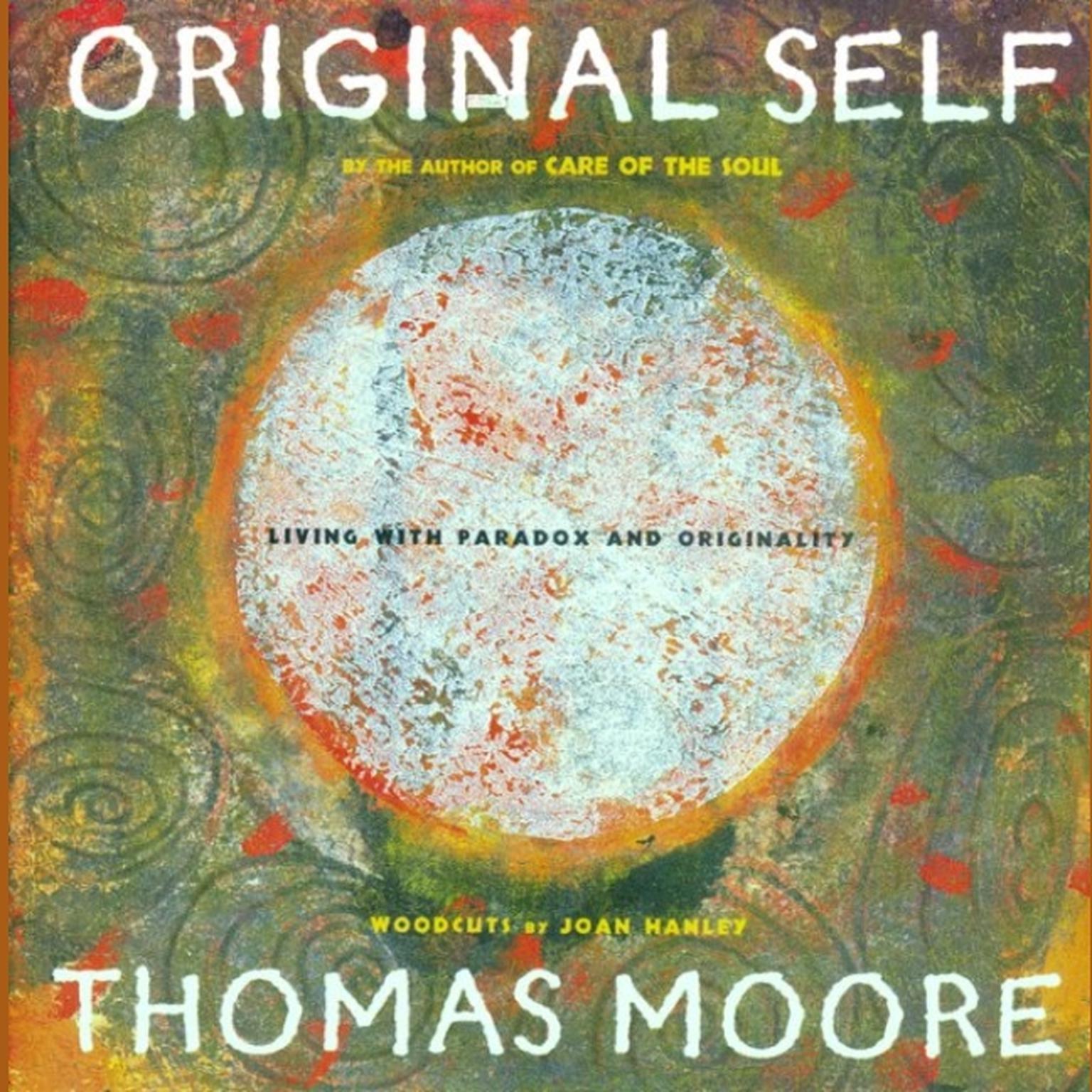 Printable Original Self: Living with Paradox and Originality Audiobook Cover Art