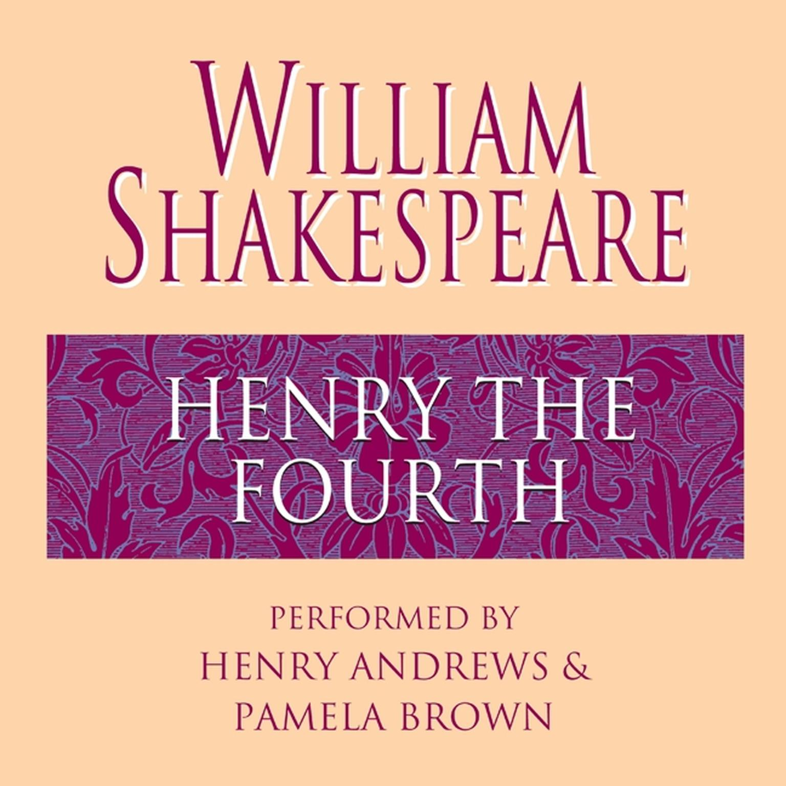 Printable Henry the Fourth Audiobook Cover Art