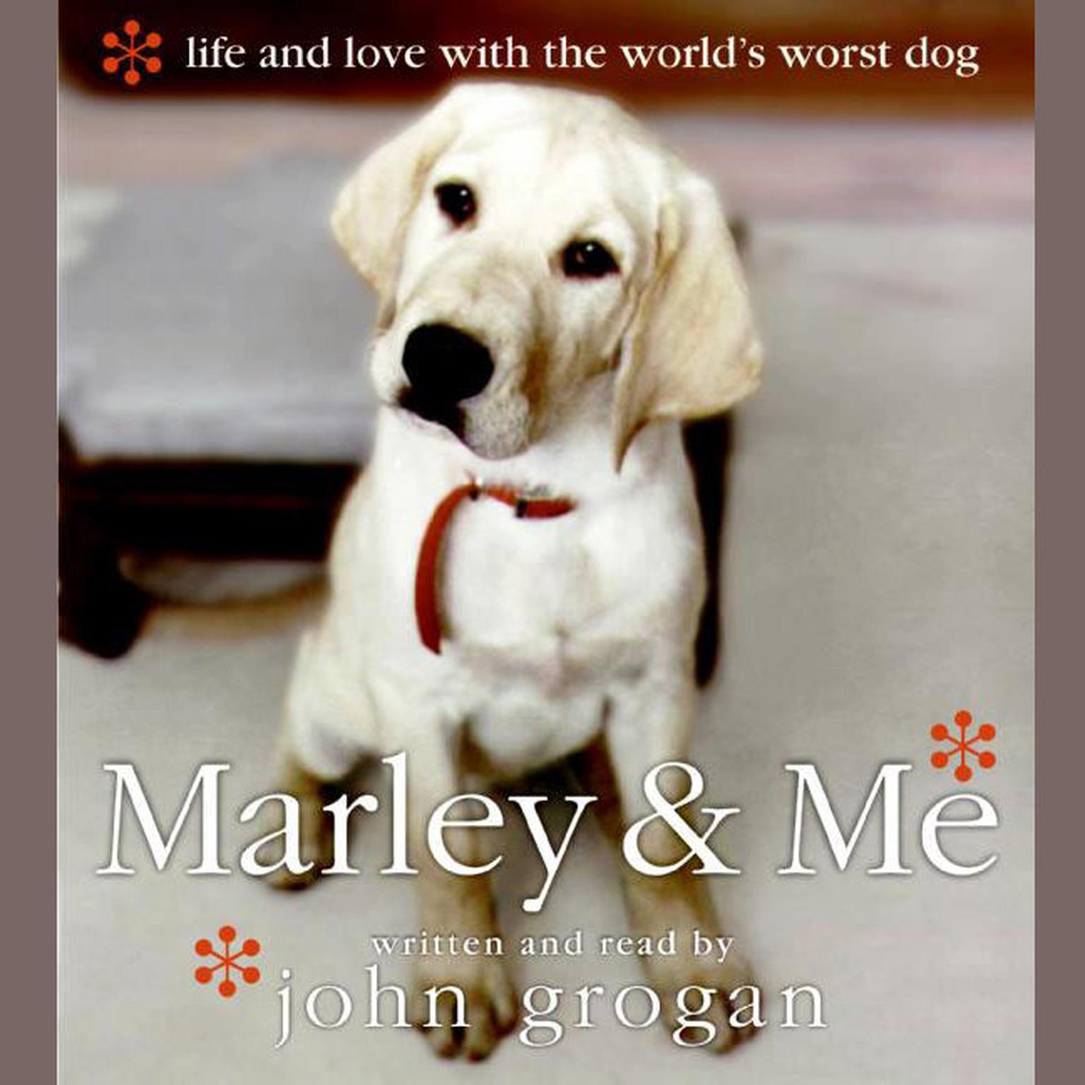 Printable Marley & Me Audiobook Cover Art