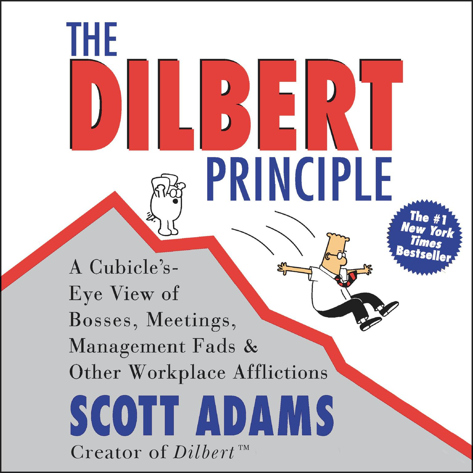 Printable The Dilbert Principle Audiobook Cover Art