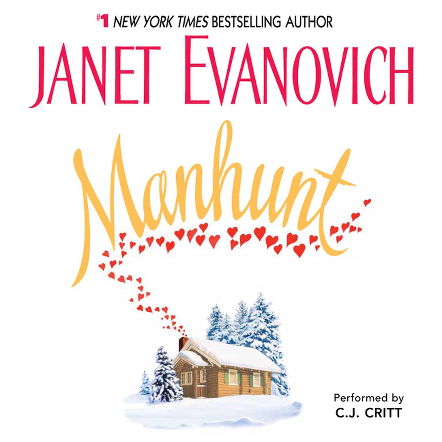 Printable Manhunt Audiobook Cover Art